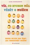 Obálka knihy Vše, co bychom měli vědět o mužích