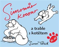 Obálka titulu Simonův kocour a trable s kotětem