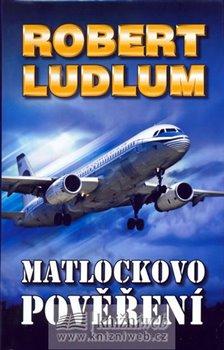 Obálka titulu Matlockovo pověření