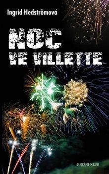 Obálka titulu Noc ve Villette