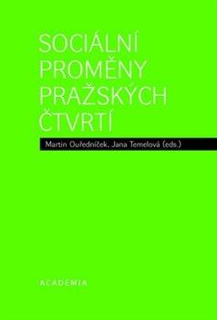 Obálka titulu Sociální proměny pražských čtvrtí