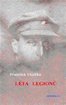 Obálka titulu Léta legionů