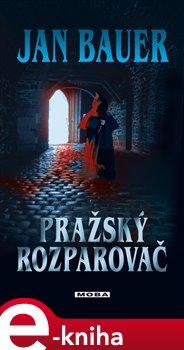 Obálka titulu Pražský rozparovač
