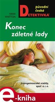 Obálka titulu Konec záletné lady