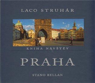 Praha - Kniha návštěv:Kniha návštěv - Stano Bellan,   Booksquad.ink