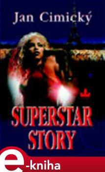 Obálka titulu Superstar story
