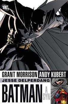 Obálka titulu Batman a syn