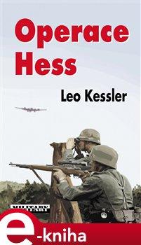 Obálka titulu Operace Hess