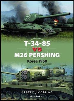 Obálka titulu T-34-85 vs M26 Pershing