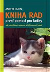 Obálka knihy Kniha rad první pomoci pro kočky