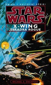 Obálka titulu Eskadra Rogue