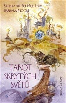 Obálka titulu Tarot skrytých světů