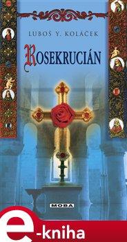 Obálka titulu Rosekrucián