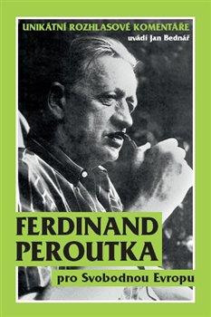 Obálka titulu Ferdinand Peroutka pro Svobodnou Evropu