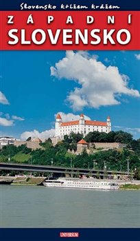 Obálka titulu Západní Slovensko