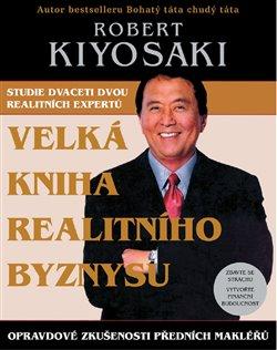Obálka titulu Velká kniha realitního byznysu