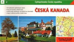Obálka titulu Česká Kanada