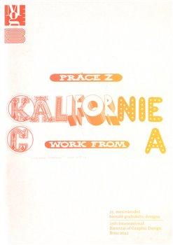 Obálka titulu Práce z Kalifornie
