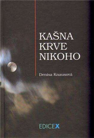 Kašna krve nikoho - Denisa Knausová   Booksquad.ink