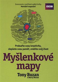 Obálka titulu Myšlenkové mapy