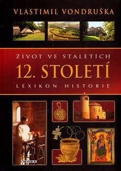 Obálka titulu 12. století