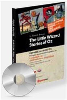 Obálka titulu Čaroděj ze země Oz / The Little Wizard Stories of Oz