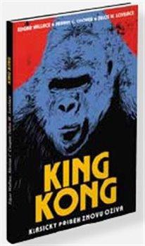 Obálka titulu King Kong