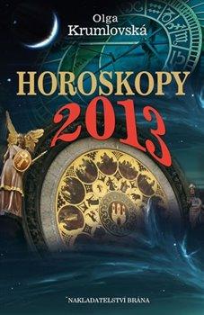 Obálka titulu Horoskopy 2013