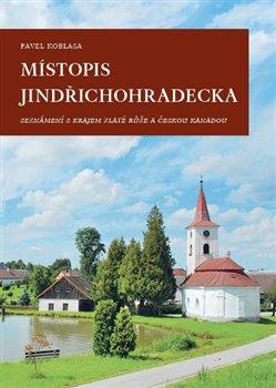 Obálka titulu Místopis Jindřichohradecka