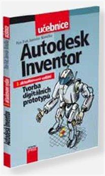 Obálka titulu Autodesk Inventor