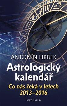 Obálka titulu Astrologický kalendář