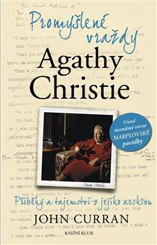 Obálka titulu Promyšlené vraždy Agathy Christie