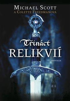 Obálka titulu Třináct relikvií