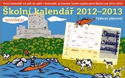 Školní kalendář 2012-2013