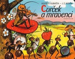 Obálka titulu Cvrček a mravenci