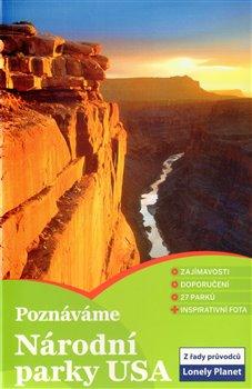 Obálka titulu Národní parky USA - Lonely Planet