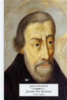 Obálka titulu Jezuita Petr Kanisius
