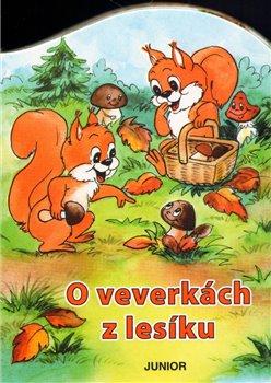 Obálka titulu O veverkách z lesíku