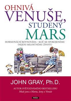 Obálka titulu Ohnivá Venuše, studený Mars