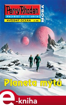 Obálka titulu Planeta mýtů