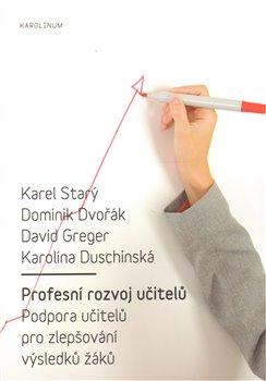 Obálka titulu Profesní rozvoj učitelů