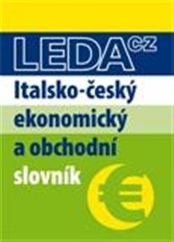 Obálka titulu Italsko-český ekonomický a obchodní slovník
