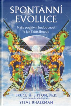 Obálka titulu Spontánní evoluce