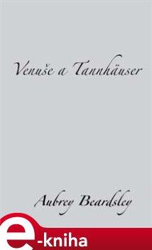 Obálka titulu Venuše a Tannhäuser