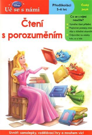 Čtení s porozuměním - Uč se s námi:Uč se s námi - Walt Disney   Booksquad.ink