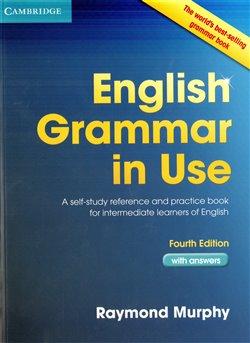Obálka titulu English Grammar in Use with answers - 4th Edition