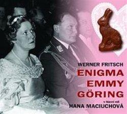 Obálka titulu Enigma Emmy Göring
