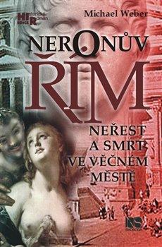Obálka titulu Neronův Řím