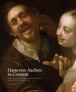 Obálka titulu Hans von Aachen in Context