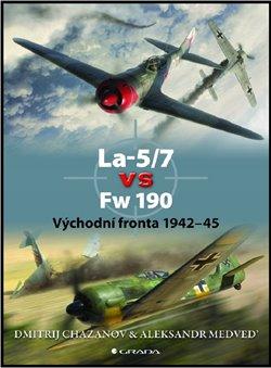 Obálka titulu La-5/7 vs Fw 190
